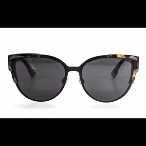 Dior Womens Oversize Wildly Sunglasses